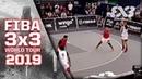 Nantes v Ulaanbaatar | Full Game | FIBA 3x3 World Tour - Lausanne Masters 2019