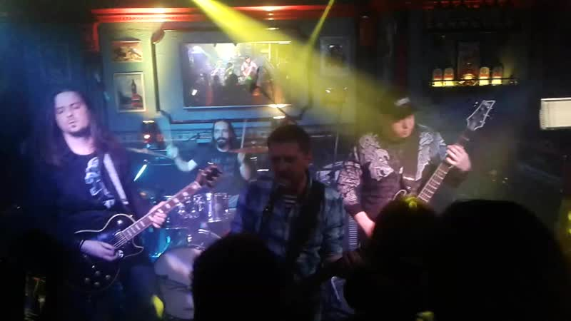 Ungraved Downfall of the Ages 01 05 2019 LondonBar