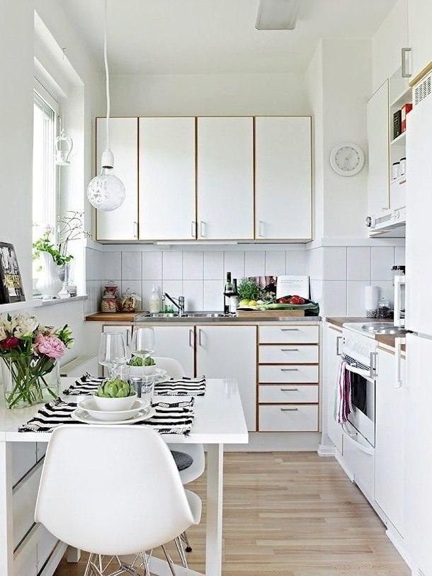 Дизайн маленькой кухни: 8 практичных советов, изображение №7