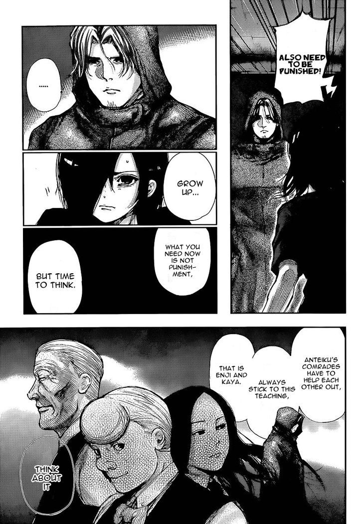 Tokyo Ghoul, Vol.13 Chapter 130 Disappearance, image #8