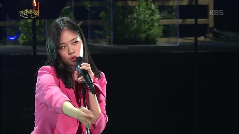 비비(BIBI) -나비 [열린 음악회 , Open Concert].20190825
