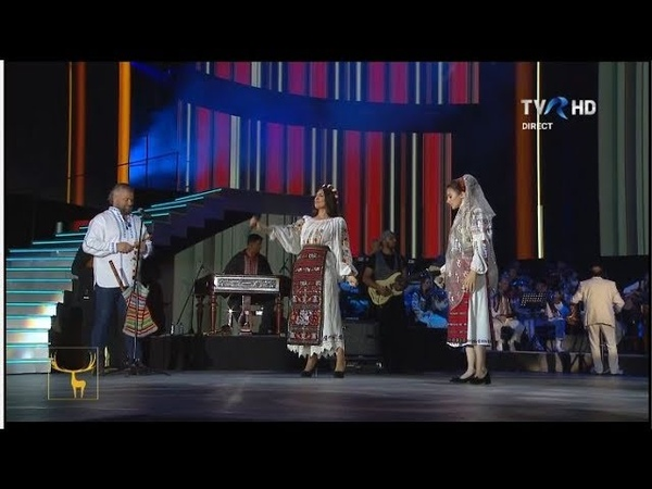 Vali Boghean, Paula Seling, Laura Bretan | Lie Ciocârlie (Cerbul de Aur) Brașov, RO 20190825
