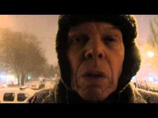 Донецкий дедушка: ''Янукович аферист - я то точно знаю, я с ним 6 лет вместе проработал, а на ''Майдан'' я пожертвовал 1500 гривен''!
