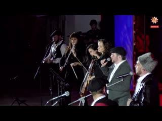Группа Партизан FM и Imperia Music Band - За лесом солнце просияло
