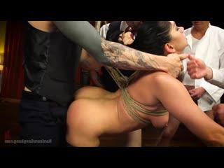 HG - Lea Lexis -  |KINK|HD 720|HGB|Hardcore Gangbang|СЕКС|БДСМ|BDSM|АНАЛ|GANGBANG 210