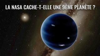 Les scientifiques ont découvert qu'une 9ème planète existe, mais un phénomène étrange se !