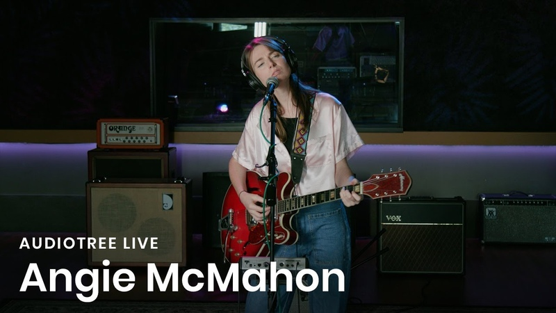 Angie McMahon Standout Audiotree Live