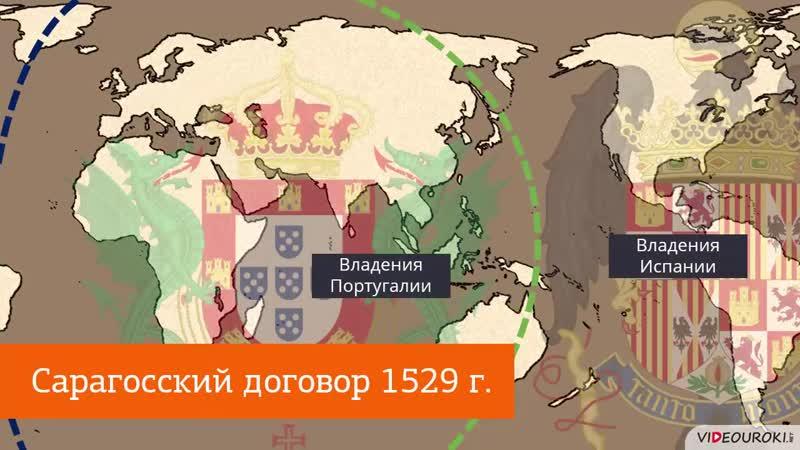 39 Встреча миров Запад и Восток в Новое время