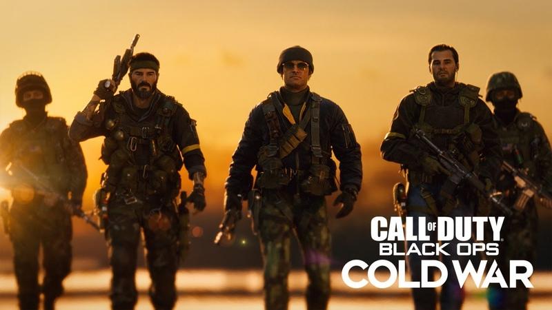 Call of Duty® Black Ops Cold War официальный трейлер