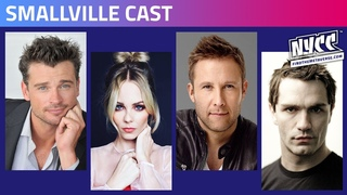 Smallville Cast Reunion | 20 Years of Fandom, Friendship & Flying
