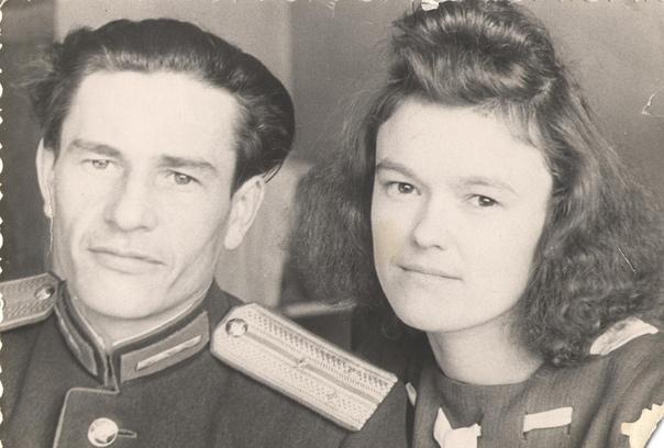 Забируновы Владимир Андреевич и Маргарита Васильевна