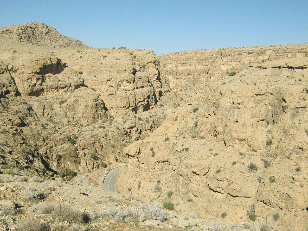 Ущелье близ Делиджан