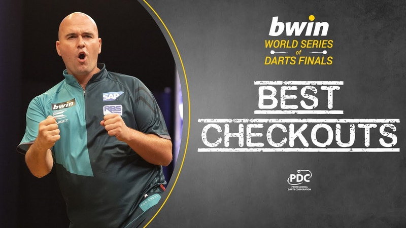 Best Checkouts 2020 bwin World Series of Darts Finals