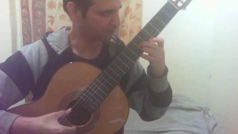 Vals No 3 Agustin Barrios
