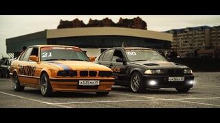 ДРИФТ В ГОРОДЕ (DRIFT IN THE CITY). ШОК ЖИГИ ПОБЕДИЛИ BMW #ФАМС