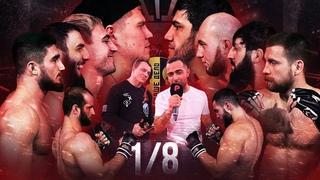 Хусейн Адамов vs Рябов. 100 тыс. за самый зрелищный бой. Гран-при. Тяжёлый вес. Наше дело.