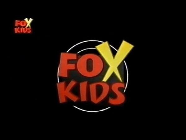 Почти Три часа эфира канала Fox Kids 2003
