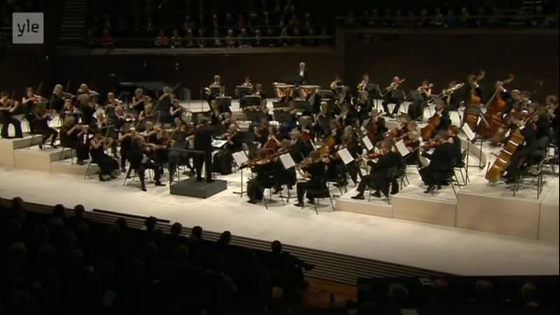 Антон Брукнер Симфония №2 Okko Kamu Finnish Radio Symphony Orchestra 2014