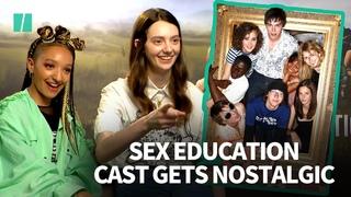 2020 | Каст сериала «Половое воспитание» впадает в ностальгию, вспоминая любимые подростковые драмы