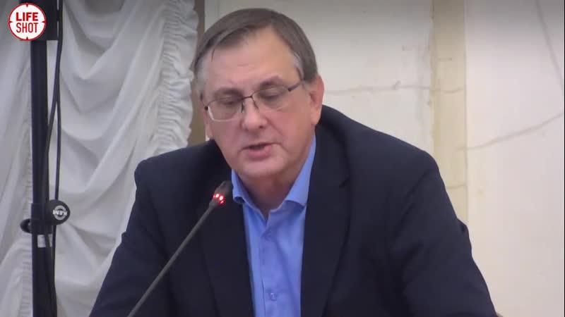 Вице президент РАН Андрей Адрианов показал источник токсинов в океане у берегов Камчатки