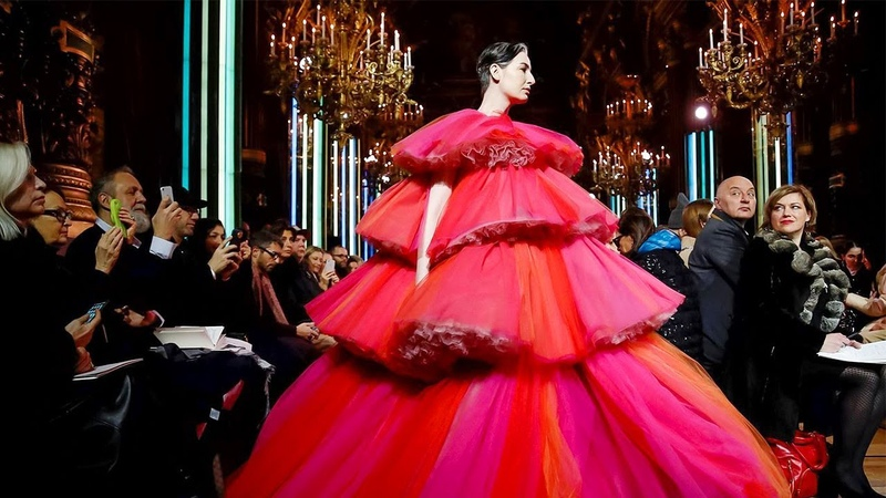 Schiaparelli Haute Couture Spring Summer 2019 Full Show Exclusive