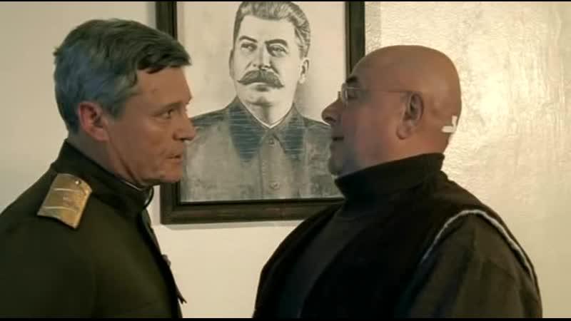Последний бой майора Пугачева 2005 Диалог