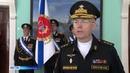 В Балтийске вручили Боевое знамя нового образца командиру Балтийской военно-морской базы
