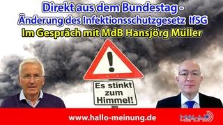 Das stinkt doch zum Himmel - Peter Weber im Gespräch mit dem Bundestagsabgeordneten Hansjörg Müller