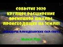 СОБЫТИЕ 2020- КРУПНОЕ РАСШИРЕНИЕ ВРЕМЕННОЙ ШКАЛЫ, ПРОИСХОДЯЩЕЕ НА ЗЕМЛЕ!