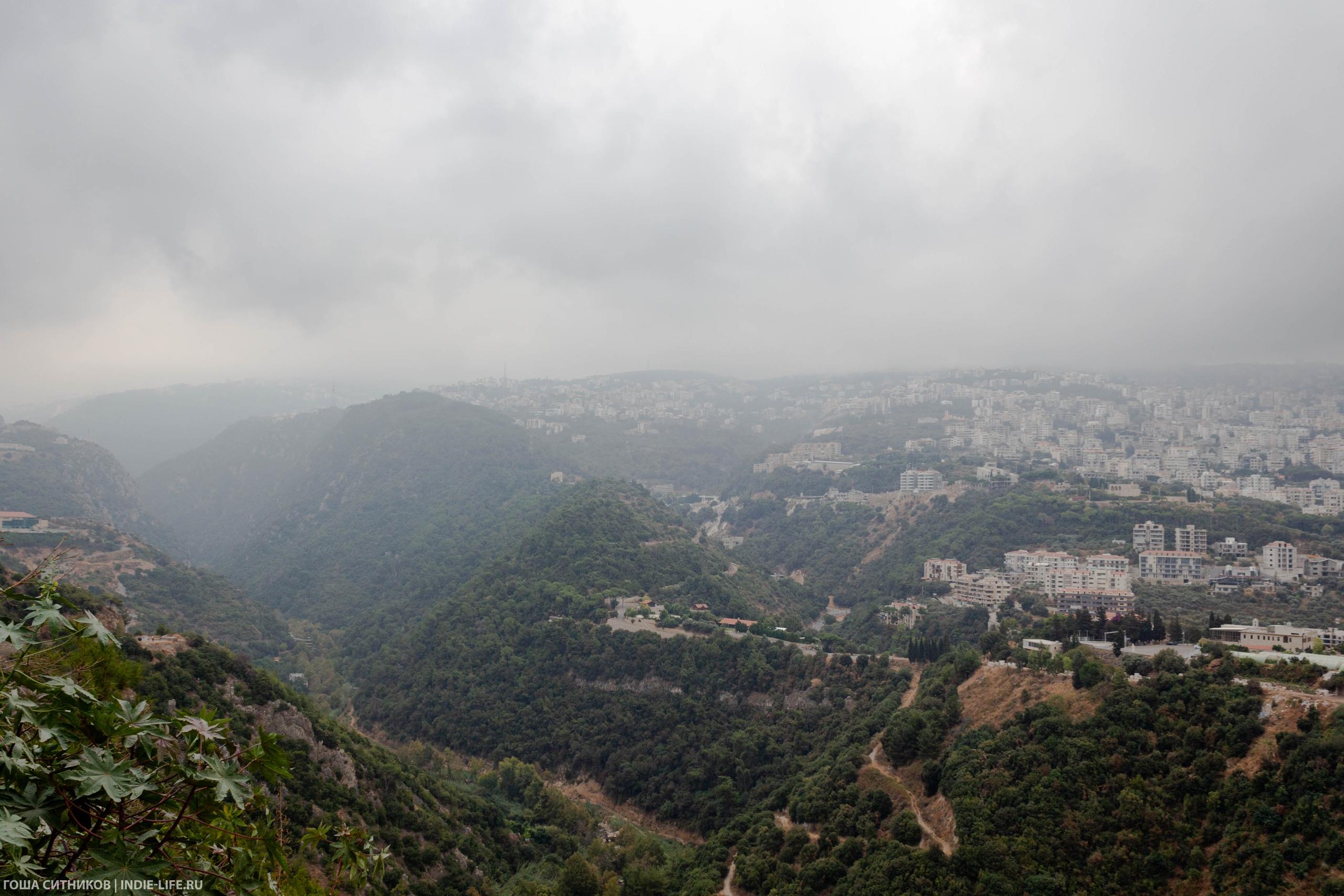 Горы Ливана