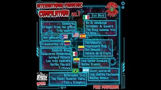 Virus Psycho Compilation Vol 1 Side B (Pyschobilly & neorockabilly 2020)