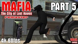 Прохождение #5   Mafia: The City of Lost Haven - Непыльная работа