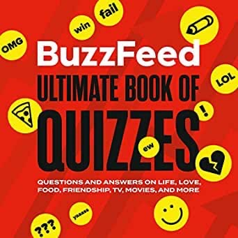 BuzzFeed.Ultimate.Book.of.Quizzes