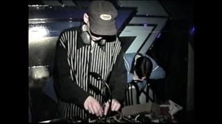 Вечеринка от ECP (DJ Thomson и DJ Фунтик), Юстас-Шоу, 1998 год