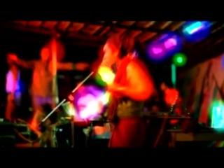 Air Goatika - Silly Love Song - Live @ Curlies (India/Goa/Anjuna/2010)