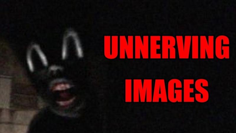 Что такое Unnerving Images кто такой Trevor Henderson и вообще немного про хоррор