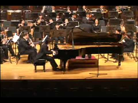 Rachmaninov Piano Concerto No 2 1st Mov for Piano Wind Orchestra