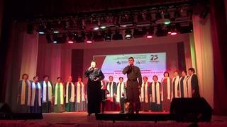 «Когда ветераны поют» - ст. и муз. Ю.Стыдова. Народный хор ветеранов «Надежда» РЦК.