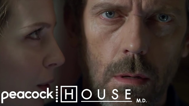 The Moment House Lost His Marbles House M.D.