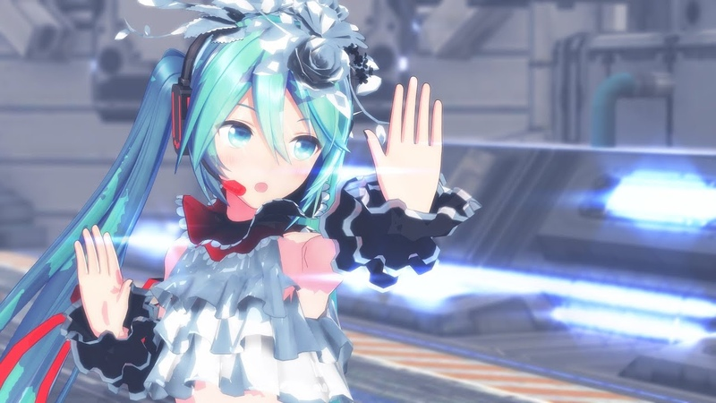 【MMD】『Masked bitc H』by YYB式初音ミク_Breath You【1440p】