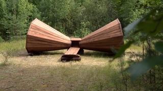 Новый арт-объект в «Суеват пауле»