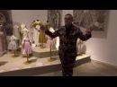 Aleksandra Vasiļjeva ekskursija izstādē Bērnu mode 18 20 gadsimts krievu valodā
