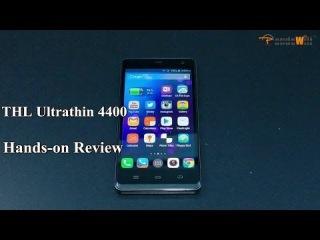 THL Ultrathin 4400 Boasts A Huge 4400mAh Battery For Long Life