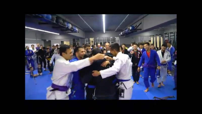 BJJ Black belt Bek Ali