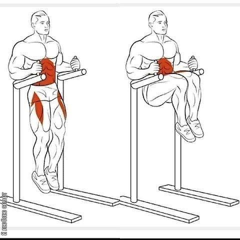Хорошaя подборкa упрaжнения нa мышцы прессa
