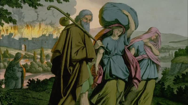 ᴴᴰ Разгаданные тайны Библии 2 Содом и Гоморра 2008 Энди Папандопуолoс документальный история религия Discovery 1080p