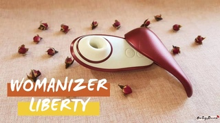 Womanizer Liberty Demo: A Discreet, Quiet Yet Powerful Clit Stimulator