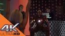 Вечеринка Тони Старка в Костюме Железного Человека ★ Железный Человек 2 2010