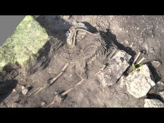 Ancient massacre being discovered by archaeologists