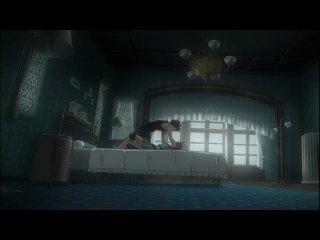 Highschool of the dead / школа мертвецов[ cuba 77 ] серия 11